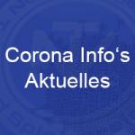Aktuelle Corona Informationen zum Sportbetrieb
